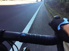 New striping on Highway 30-9.jpg (BikePortland.org) Tags: bikelanes dirty30 highway30