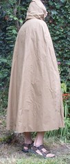 Rainmac-gummi-beige-SDC17547 (Umhaenge2010) Tags: cape cloak cloack umhang regenumhang raincape capeimpermable