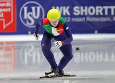 Arianna Fontana (jeroen.kers) Tags: worldcupshorttrackdordrecht ariannafontana shorttrack speedskating