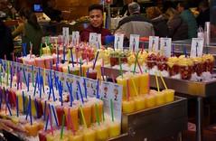 Mercat de la Boqueria, Barcelona (1) (Prof. Mortel) Tags: spain barcelona mercatdelaboqueria