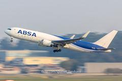 Boeing 767-316F(ER)(WL) (PR-ACG) (Daniel_Landucci) Tags: spotting aeroportointernacionaldeguarulhos absacargo boeing 767316erwl