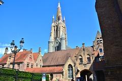 Bruges: Sint-Janshospitaal (zug55) Tags: bruges brugge brgge flanders flandres flandern belgium belgique belgi belgien vlaanderen westflanders westvlaanderen unescoworldheritagesite worldheritagesite unesco welterbe werelderfgoed sintjanshospitaal saintjohnshospital oldstjohnshospital memlingmuseum hansmemlingmuseum