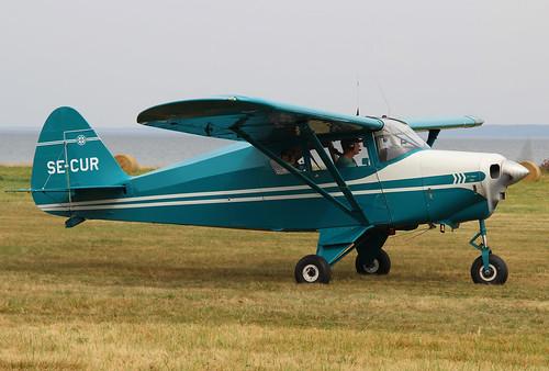 SE-CUR PA-22-150 at Visingsö ESSI