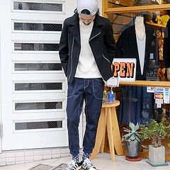 October 24, 2016 at 09:51AM (audience_jp) Tags: shop      ootd japan  style  sung black casual    tokyo  jacket audience   fashion