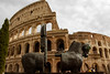 Piece by piece (martyndeverell) Tags: horse rome italy colosseum depthoffield piece part tourist martyndeverell canon 700d