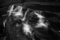 Waterfall Country (Geoff Moore UK) Tags: waerfalls water rocks wet longexsposure adventure outdoors landscape waterart blackandwhite