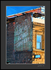 Rubber Company Ghost Sign Detroit (the Gallopping Geezer 3.8 million + views....) Tags: sign signage faded worn wall paint painted old historic ad advertise advertisement product service ghost ghostsign building structure detroit mi michigan canon 5d3 24105 sigma geezer 2016