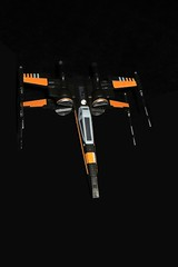 Nothing says Christmas like an X-Wing Fighter (BarryFackler) Tags: christmas holiday celebration starwars christmasornament christmasdecoration spaceship spacecraft xwingfighter scifi sciencefiction movie starwarstheforceawakens blackbackground hallmark hallmarkornament hallmarkkeepsakeornament ornament decoration replica 2016 barryfackler barronfackler t70xwingfighter