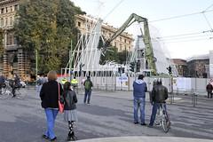 Expo Gate_demolizione 3112 (Comune di Milano) Tags: demolizioni lavori piazzacastello 20161027