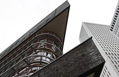 Triangles (mennomenno.) Tags: architectuur erasmusmc driehoeken triangles rotterdam thenetherlands