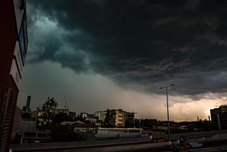 Beneath an angry sky. 335/366
