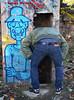 self3109 (Tommy Berlin) Tags: men jeans levis bomberjacke alphajacke butt ass ars