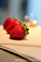 Hearts....portrait (dimitra_milaiou) Tags: red life still poetry kitchen fruits reflections 3 hearts color colour strawberries diagonal nikon d 90 d90 greece eat light lines perspective milaiou dimitra strawberry fruit detail macro close up closeup europe 50mm
