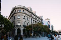 Corners (Emanuel Castelo) Tags: barcelona bcn catalunya architecture gaudi sagrada familia guel batllo casa house arc triumph park street people sky details travel sea