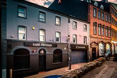 Derry Nervous Center (lutzheidbrink) Tags: ireland derry northireland northern nikon d5000 travel travelphotography