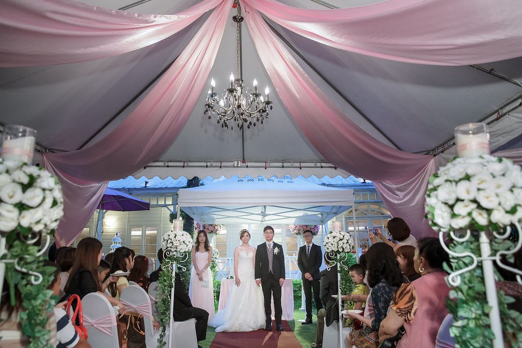 098青青時尚會館戶外婚禮