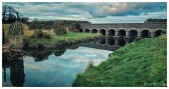 The Crossing (D.K.o.w) Tags: newcastle countydown dundrumroad northernirelandlandscape mountains river bridge ulster northernireland archbridge canon7dmkii landscape scenic landmark