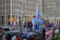 IMG_1105 (Michael C Dunne) Tags: macysthanksgivingdayparade sixthavenue avenueoftheamericas manhattan newyorkcity nyc bigcitycheer spiritofamerica olympic paralympic goldmedal float