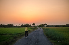 Sunset cycle ride (Ivon Murugesan) Tags: aaron boy childrens colourfull colours india light mahabalipuram mahabalipuramtourism mamallapuram mamallapuramtourism mamallapuramtouristplaces moshin moshinaaron nature people places priest sunlight sunrise sunset sunsets sunshine temple travel outdoor cycleride cycle ride journey