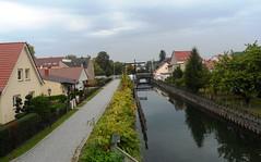 Kanal (kirstenreich) Tags: brandenburg storkow germany wasser kanle kanal