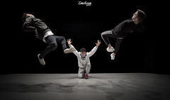 En apesanteur (emerson.guinel) Tags: breakdance break bboy bboying breakeur hiphop scène mouvement space hauteur ciseaux ninja shaolin nikon nikond610 nikkor nikoniste badlight 28mm acrobatie accro street souplesse légèreté physique shooting streetlife shoot scene signature danseur danse d610 dance