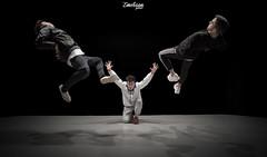 En apesanteur (emerson.guinel) Tags: breakdance break bboy bboying breakeur hiphop scne mouvement space hauteur ciseaux ninja shaolin nikon nikond610 nikkor nikoniste badlight 28mm acrobatie accro street souplesse lgret physique shooting streetlife shoot scene signature danseur danse d610 dance