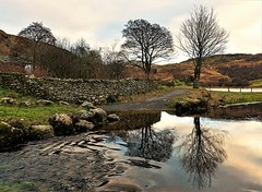 Watendlath Tarn. (johnandco) Tags: thelakedistrict tarns lakes landscapes rivers streams derwentwater