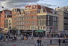 Caf de Karpershoek, Amsterdam, The Netherlands (PhotosToArtByMike) Tags: cafdekarpershoek amsterdam pub centrum martelaarsgracht centercity netherlands centralstation dutch holland