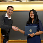 Assistant Professor Nathan Todd, Edith Jaucian Clinical-Community Division: Community Action Award