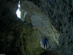 Entrée de la Grotte de la Madeleine - Ivrey - Jura (francky25) Tags: entrée de la grotte madeleine ivrey jura franchecomté