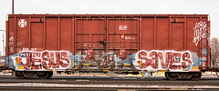 405305_DSC5156 (The Curse Of Brian) Tags: trains freights graffiti minneapolis minnesota jesussaves