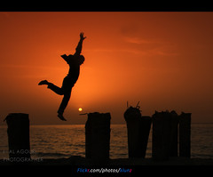 i am Flying ( [ Libya Photographer ]) Tags: canon eos fly am sigma os 7d 1855 libya benghazi 70300