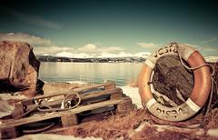 Narvik harbour (c_c_clason) Tags: leica norway easter harbour digilux2 fjord narvik digilux vesta landscaoe nordland