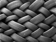 Tires Mamiya 645 AFD (heliolm) Tags: blue mamiya 645 f epson pan ilford 80mm afd v700 neofin