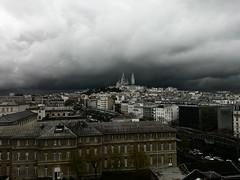 Montmartre under a cloudy sky (francisco.j.gonzalez) Tags: paris france frankreich frana parizs francia pars parigi francephoto