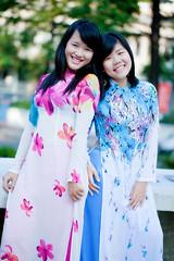 HuAoBl-242 (panerai87) Tags: jenny vietnam honey diva saigon aodai