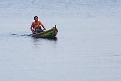 Rowing Home (jWongkar) Tags: canon indonesia eos rebel purwakarta 600d jawabarat 55250 wadukjatiluhur efs55250mm