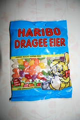 Haribo Dragee Eier (Like_the_Grand_Canyon) Tags: easter candy wine sweet ostern gummy weingummi