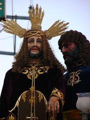 Ang Pagdakip kay Hesus (Maria Santisima, Reina delas Flores de Lucena) Tags: santa city de mater semana 2012 lucena dolorosa