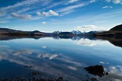Hvalfjörður (icecold46) Tags: reflection weather iceland soft 9 calm lee grad logn speglun hvalfjordur