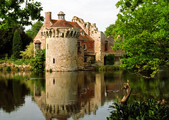 Scotney Castle Landscape Gardens, Kent, UK | Tranquil reflection of castle ruins in lake (14 of 16) (ukgardenphotos) Tags: uk wallpaper england reflection castle english gardens reflections garden geotagged kent ruins azaleas calendar screensaver reflected f80 moat nationaltrust picturesque tranquil provia100f scotney rhododendrons nationaltrustgardens oldcastle castleruins moatedcastle scotneycastle historicgarden castlegardens ruinedcastle picturepostcard lamberhurst wetreflections landscapegardens lakereflections medievalcastle scotneycastlegardens colorfulreflections englishcastle romanticruins awesomecolors romanticgarden lakesidereflections geo:country=england quarrygardens bestcastle geo:city=tunbridge geo:zip=tn38jn geo:lat=51091263 geo:lon=0411771