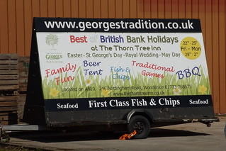Snapshot - georgestradition - First Class Fish & Chips . June 14th 2012.