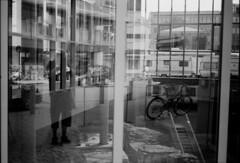 Mirror (ni.c) Tags: blackandwhite bw film analog minolta minoltax700 apx100 agfa rodinal trier x700 selfdeveloped agfaapx100 r09