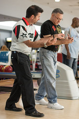 Pro bowlers, instructors teach WTU Soldiers