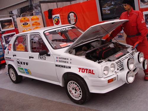 Citroën Visa Mille Pistes 1985