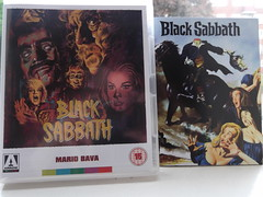 19th May 2013 (themostinept) Tags: film dvd blacksabbath horrorfilm mariobava italianfilm