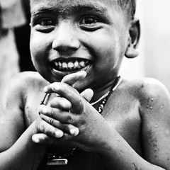| The EYE language (Kals Pics) Tags: portrait blackandwhite bw india art monochrome smile kids canon happy photography 50mm blackwhite words eyes expression fineart happiness language chennai colorless tamilnadu cwc 550d royapuram kasimedu kalspics chennaiweelendclickers