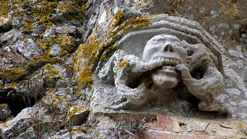 Chateau de Vaujours, Green Man