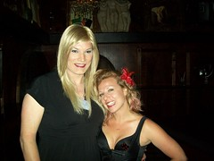 Susan and bartender (susanmiller64) Tags: trip friends vacation lasvegas susan cd crossdressing transgender miller crossdresser gender tg divalasvegas