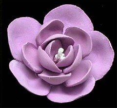 Small Jasmine No wire - Lavender 3cm (sweetinspirationsaustralia) Tags: cupcaketoppers